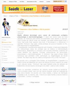 Hospital badim - 26 - 09 - 08 - Site Saúde e lezer